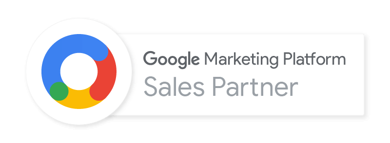 Google Marketing Platform Sales Partner